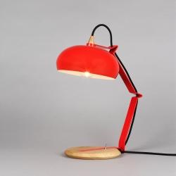 Lampe Rodha TBS rouge /blanc par Lampari