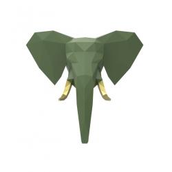 Trophée Éléphant par Gb Studio