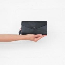 Porte feuille noir par FFIL