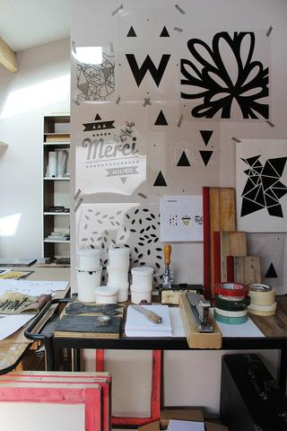 Merci-MilieO atelier de décoration et d'accessoire de fabrication française