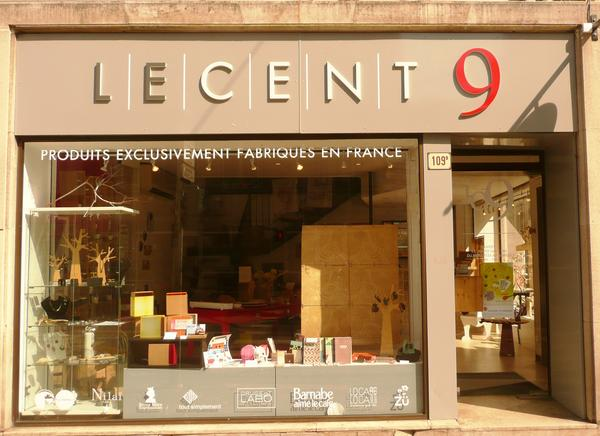 Magasin Le Cent 9
