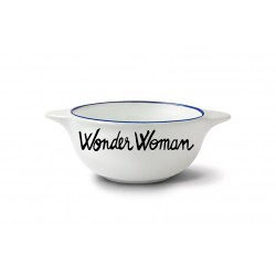 Bol Wonder woman par Pied de Poule
