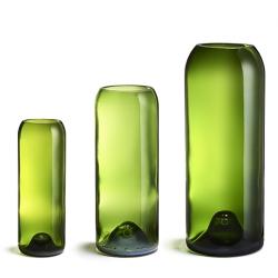 Vase Débattre par Q de bouteilles
