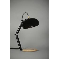 Lampe Rodha TBS noir /bronze  par Lampari