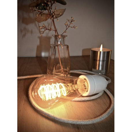 """Baladeuse """"Air Factory nude"""" par Crafty light"""