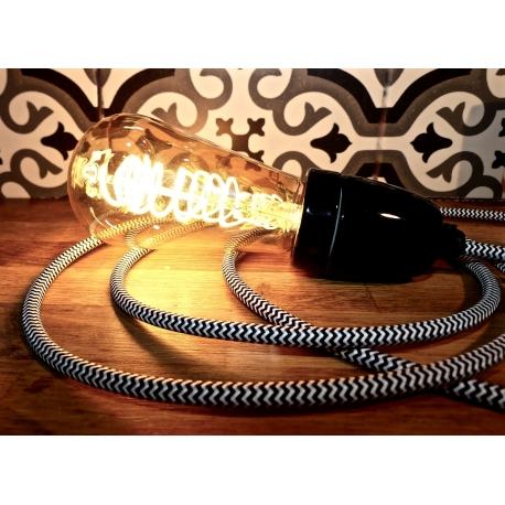 """Baladeuse """"Iron factory"""" par Crafty light"""