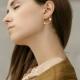 Boucles d'oreilles Margot  par Anne Thomas