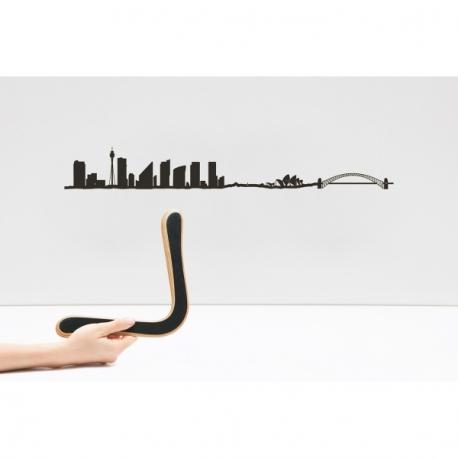 """Silhouette murale """"Sydney """" par the Line"""