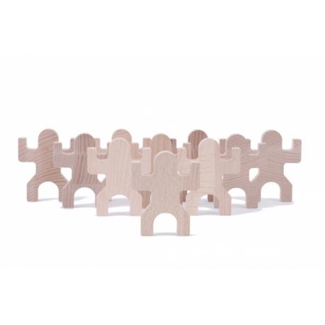 Tiki jeux de construction par Les Jouets Libres