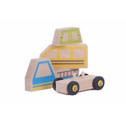 Kit Car par Les Jouets Libres