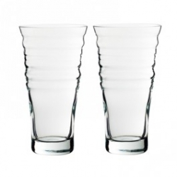 Coffret 2 verres à smoothies par La Rochère