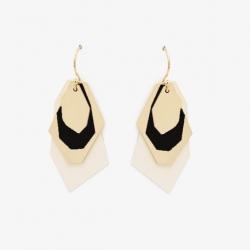 Boucles d'oreilles Aloès XL par Judith Bénita
