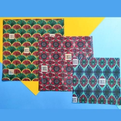 Lot de 3 emballages thermocollants  par Cosse Nature