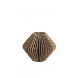 Vase cache cache losange par Tout Simplement