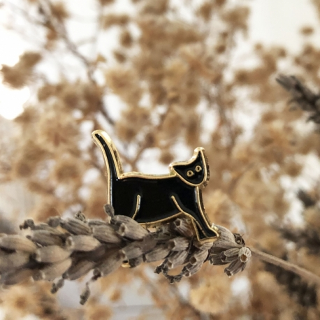 Pin's Chat par Monsieur Papier