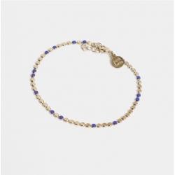 Bracelet  Molto Bleu électrique par Judith Bénita