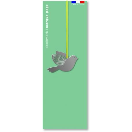 Marque page oiseau par Tout Simplement