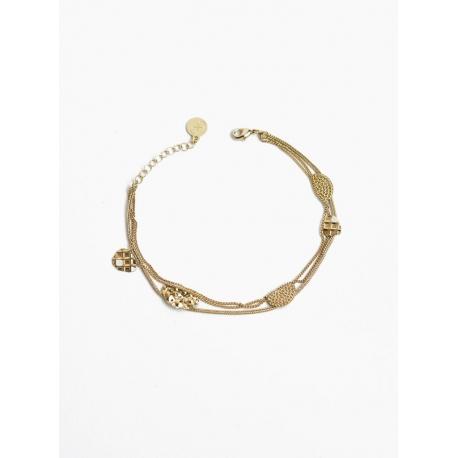 Bracelet vestige par Judith Bénita