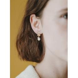 boucles d'oreilles Vestige par Judith Benita