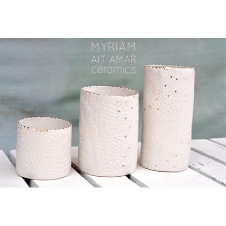 Cylindres par Myriam Aït Amar